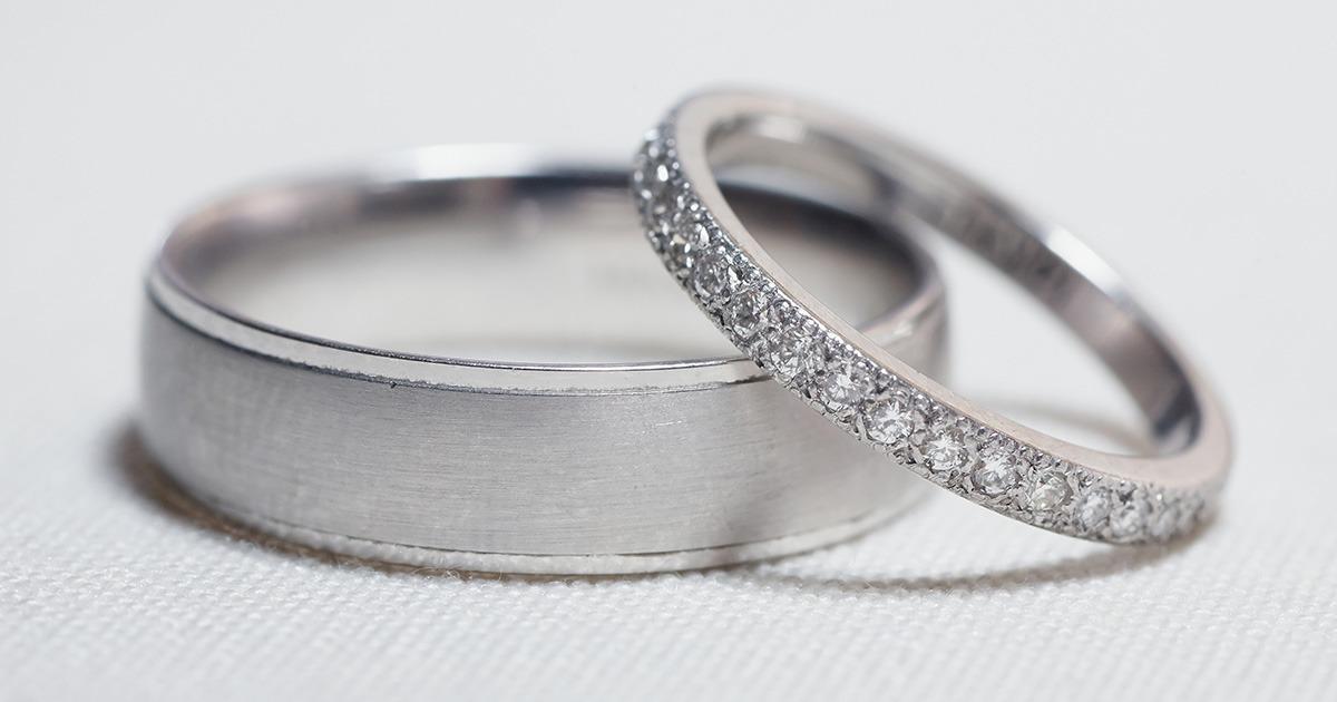 Historia de los anillos de compromiso