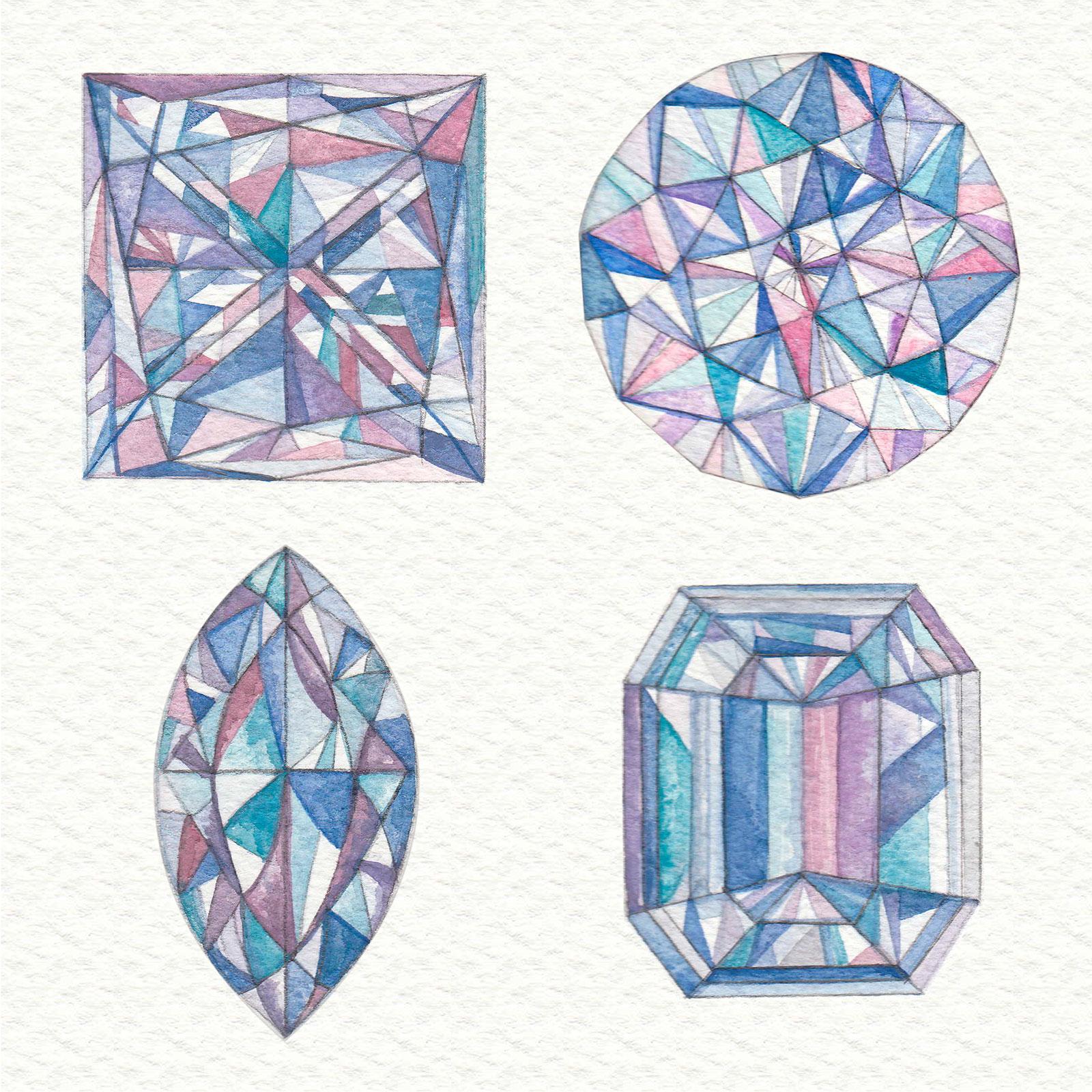 Cortes de Diamantes